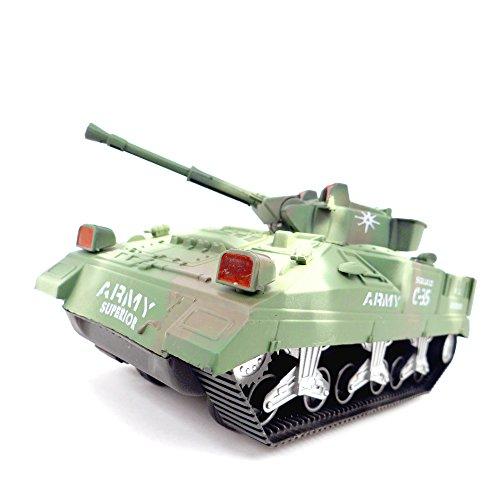 Wonder Kids WONDERKIDS- Tank Militaire FR 27CM, A1501535