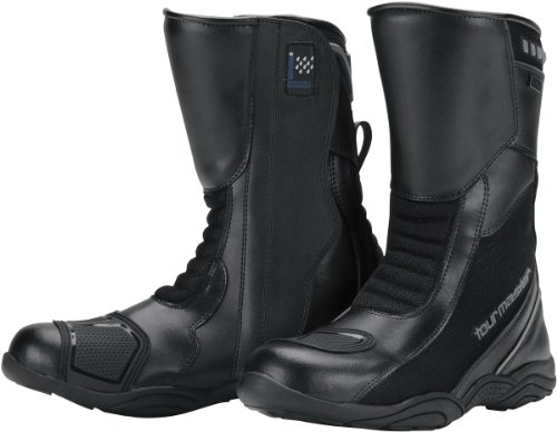 Tourmaster Mens Solution WP Air Road Boot (Wide sizes) - 11W
