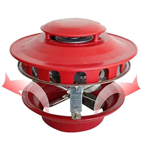 GuoYQ Ventilador Extractor de Chimenea, Ventiladores Inductores de Techo, Bombas Extractoras de Humo para Chimeneas, Ventilador de Tiro Inducido por Techo
