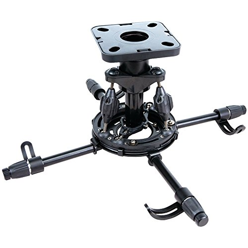 Universal Projector Ceiling Mount, 40-lb Weight Capacity
