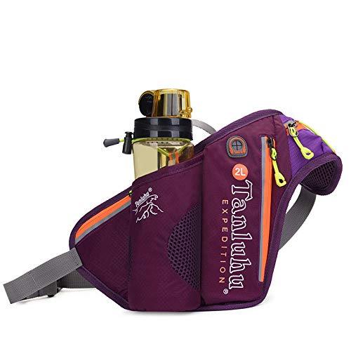 Taille-Tasche - Wasserkocher-Tasche - Outdoor-Reisen Wandern Messe Brusttasche - Handytasche - Laufsack - Rucksack-4._A
