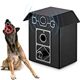 Stop Barking Device, Anti-bark Box Ultrasonic Dog Bark Control, Sonic Bark...