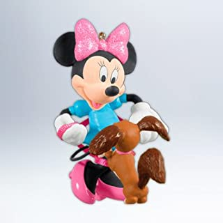 Hallmark Tangled Up in Fun - Minnie Mouse and Fifi 2012 Ornament