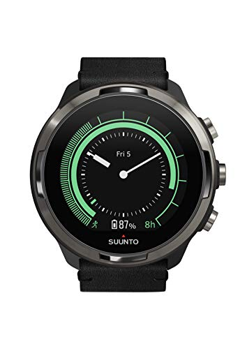 Buy Bargain SUUNTO 9, GPS Sports Watch with Long Battery Life and Wrist-Based Heart Rate, Barometer,...