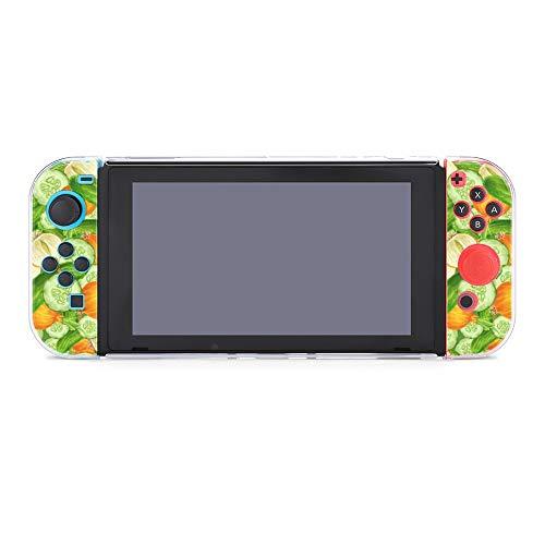 Funda para Nintendo Switch Verduras Set de 5 Piezas Funda Protectora Compatible...