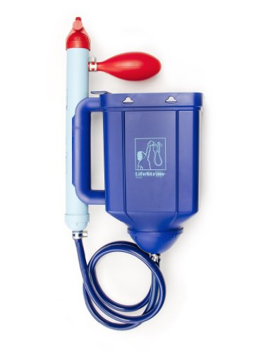 LifeStraw Family 1.0 Portable Gravity Powered Water Purifier for...