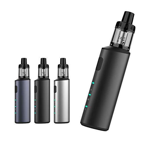 電子タバコ vape ベイプ NONNICO VB2 2021年最新型 たばこ 電子たばこ スターターキット 爆煙 ベイプ でんしたばこ パワー調節機能付き 大容量バッテリー 長持ち 軽量 禁煙減煙サポート 日本語取扱説明書付き ブラック