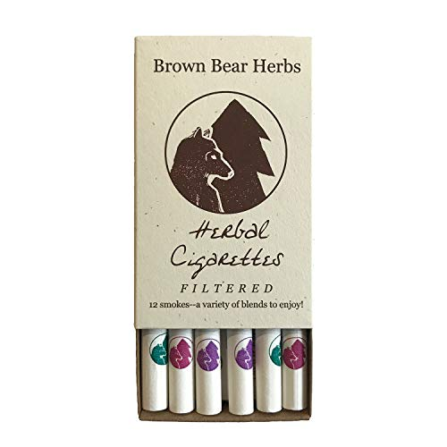 Herbal Cigarettes Filtered Variety Pack