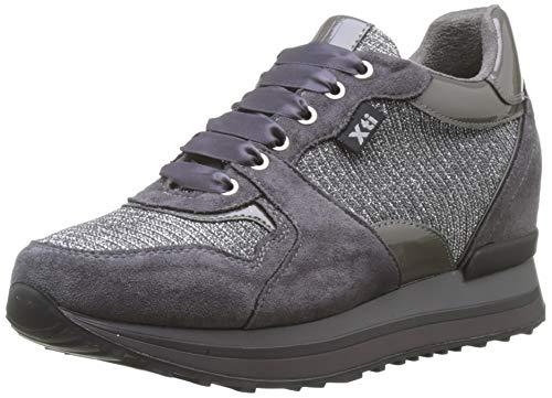 XTI 49268, Pantofole a Stivaletto Donna, Grigio (Gris Gris), 39 EU