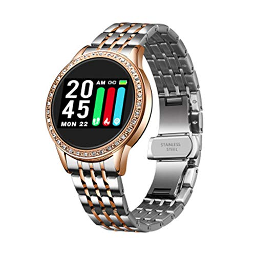 FZXL 2021 Smart Watch Bluetooth Call Impermeable Hombres y Mujeres Deportes Fitness Watch,F