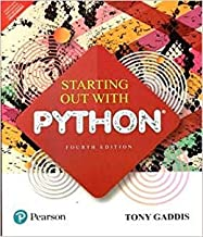 STARTING OUT WITH PYTHON 4TH EDITION - International Economy Edition
