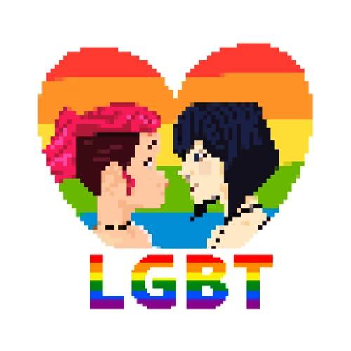 LGBT Farbe Nach Nummer