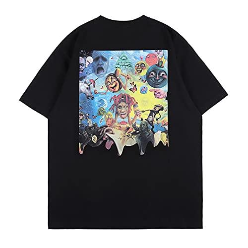 Travis Scott Trippie Redd Camisetas T-Shirts