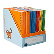 LEARNING DYNAMICS 4 Weeks to Read | Reading System for 4 to 7 Years Old Kindergartners | Build Confidence with Their Own Personal Library, Includes 50 Books, Teaching Manual, Activities and Workbooks