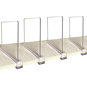Best shelf dividers Reviews