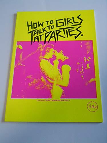 映画パンフレット パーティで女の子に話しかけるには エル・ファニング アレックス・シャープ 映画パンフレット