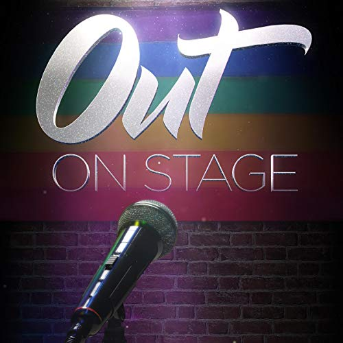 Out on Stage audiobook cover art