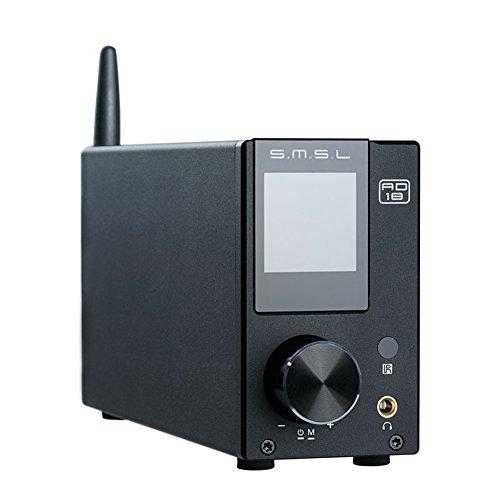 SMSL AD18 80W × 2 Bluetooth Audio Digital Power USB Dekodierungsverstärker