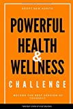 Miracle Health & Wellness Challenge for Men: Undated Daily & Weekly Planner Challenge for Good...