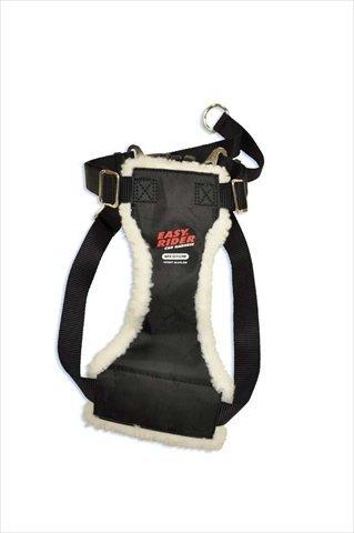 Coastal Pet Products 767042 Easy Rider Harness Med Black
