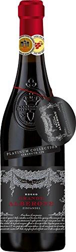 Grande Alberone - Zinfandel Platinum Collection Rotwein 15% Vol. - 0,75l