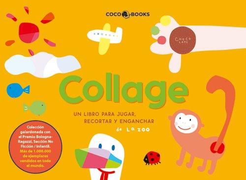 Collage, un libro para jugar, recortar y enganchar (The King of Play Book)