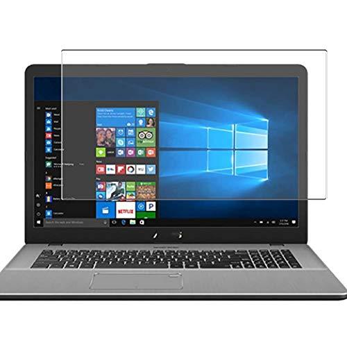 Vaxson Protector de Pantalla de Cristal Templado, compatible con ASUS VivoBook Pro 17 N705UN / N705UD / N705FN / N705FD 17.3' [solo área activa] 9H Película Protectora
