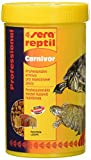 sera 01820 reptil Professional Carnivor 250 ml - Fleisch fressende Reptilien ernähren wie die Profis