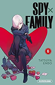 Spy x Family Edition simple Tome 6