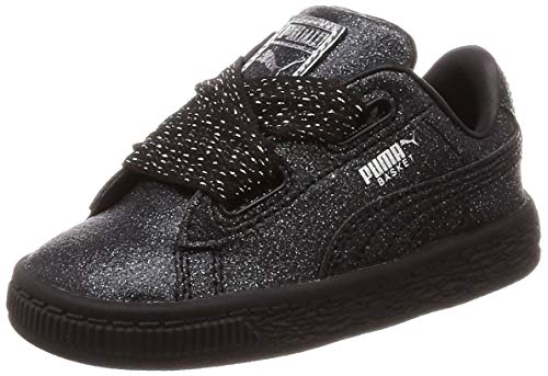 Puma Basket Heart Holiday Glamour 36763202, Deportivas - 23 EU