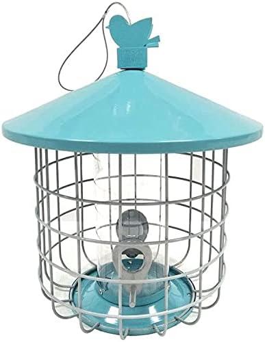 Bird Feeders for Outside Metal Garden G online shop Outdoor Iron San Jose Mall Hanging