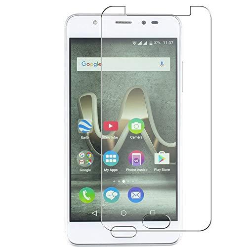 Vaxson TPU Pellicola Privacy, compatibile con Wiko Ufeel Prime, Screen Protector Film Filtro Privacy [ Non Vetro Temperato ]