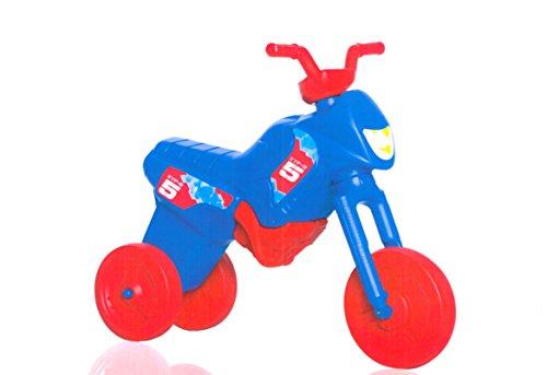Kids Enduro blau/mit roten Rädern RR201804