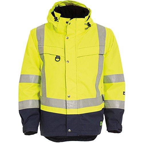 Tranemo 4808-46-94-3XL Jacke CE-ME HV Größe 3XL in gelb/marine blau