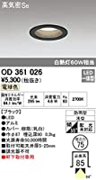 オーデリック ダウンライト 【OD 361 026】 外構用照明 エクステリアライト 【OD361026】