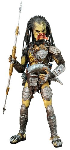 Sideshow Collectibles Hot Toys Movie Masterpiece Alien Vs. Predator: Requiem Collectors Edition Predator (Cleaner Kit Version)