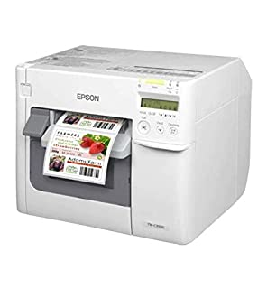 Epson tm-c3500 - Impresora de Etiquetas (inyección de Tinta, 720 x 360 dpi, 103 mm/s, 10,4 cm, Negro, Cian, Magenta, Amarillo, alámbrico). (B00HQ51R8G) | Amazon price tracker / tracking, Amazon price history charts, Amazon price watches, Amazon price drop alerts
