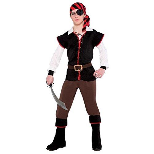 Rebel Of The Sea Costume - Small