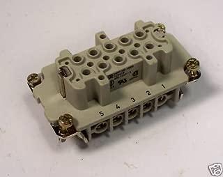 weidmuller heavy duty connectors