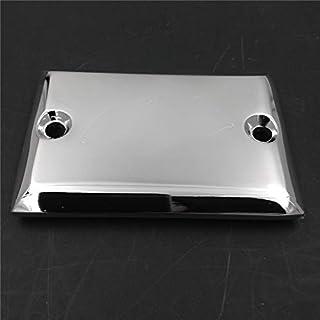 NBX Chrome Rear Brake Fluid Reservoir CapGSXR compatible with Suzuki GSXR 600//750 //1000//1100 //Hayabusa//Katana //SV-650//S//GS-500 //GSF-600S Bandit//RF-600R //GSF-650F //DL-650 //TL-1000S