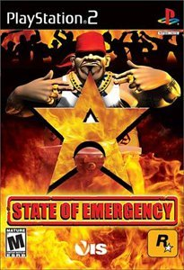 State of Emergency - PlayStation 2 by Rockstar Games
