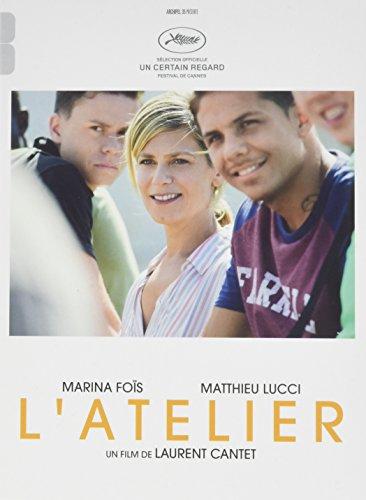 L'Atelier [Francia] [DVD]