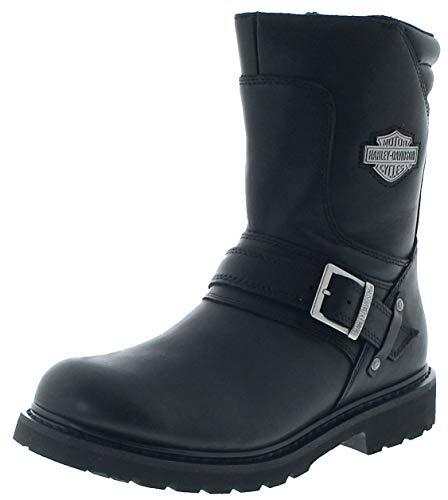 FB Fashion Boots D95194 Booker - Botas de motorista para hombre, incluye grasa de piel, color Negro, talla 46 EU