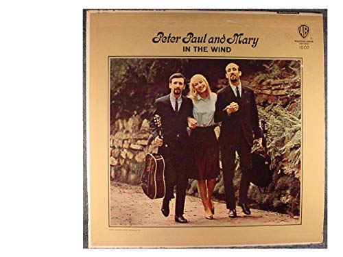 In the Wind [vinyl] Peter Paul and …