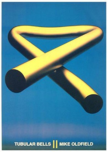 1art1 Mike Oldfield - Tubular Bells II Poster Stampa (89 x 59cm)