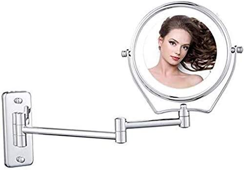 ZHTY Bathroom Vanity Mirrors New Free Shipping Wall Mounted LED Makeup Mirror with Max 51% OFF
