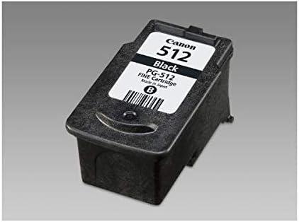 Canon Tintenpatrone Pg 512 Schwarz 15 Ml Original Elektronik