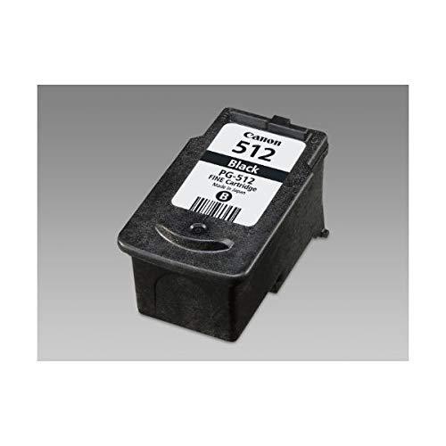 Canon Tintenpatrone PG-512 - schwarz 15 ml - Original für Tintenstrahldrucker
