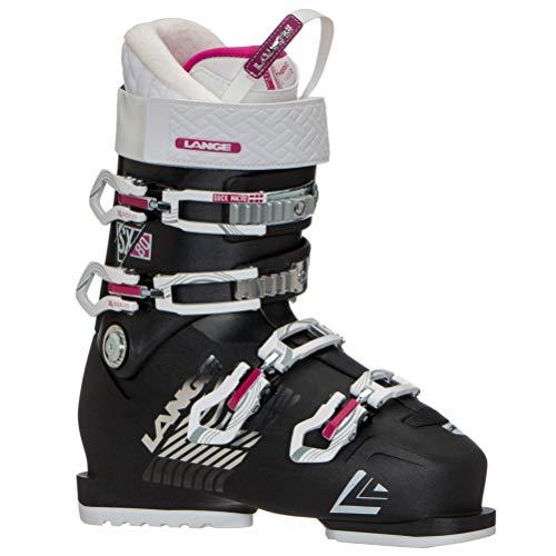 Lange Sx 80 Damen Skischuhe, Damen, LBH6220_26, anthrazit/Magenta, 26