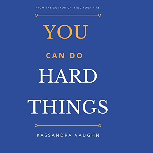 『You Can Do Hard Things』のカバーアート